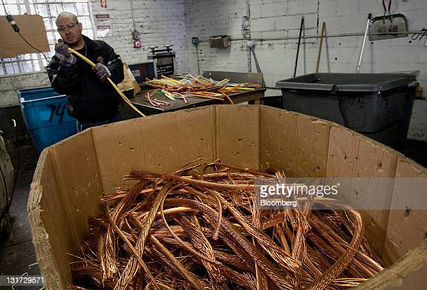 Insulated Copper Wire Stock Photos and Pictures | Getty Images