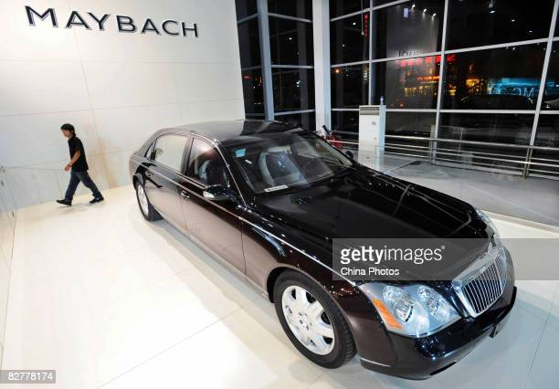 maybach stock-fotos und bilder | getty images