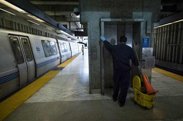CA: Bay Area's Transit Plans Cost Cut As Ridership Remains Low