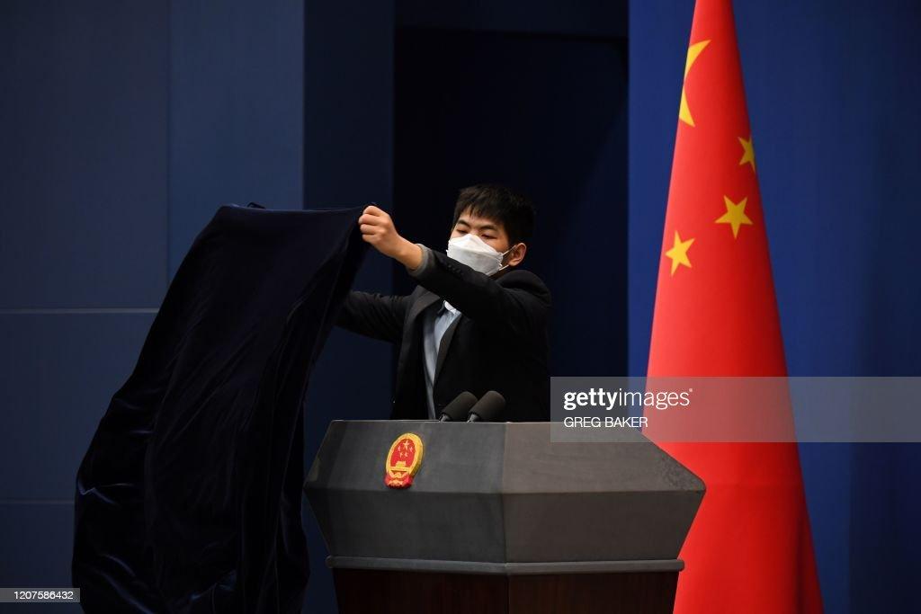 CHINA-US-MEDIA-DIPLOMACY : News Photo