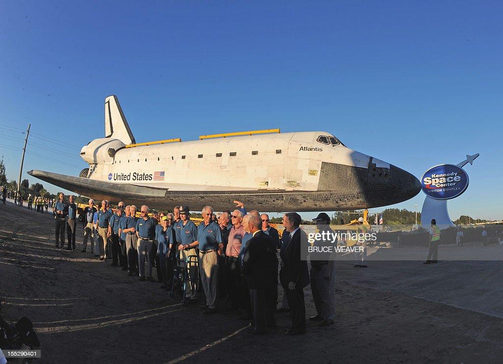 space shuttle atlantis watch - photo #31