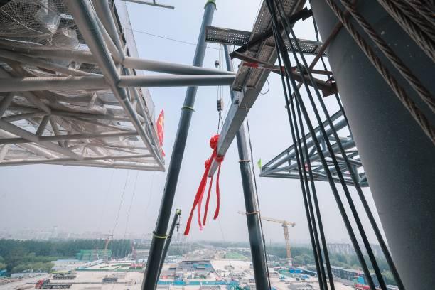 CHN: Beijing Xinghuo Railway Station Under Construction