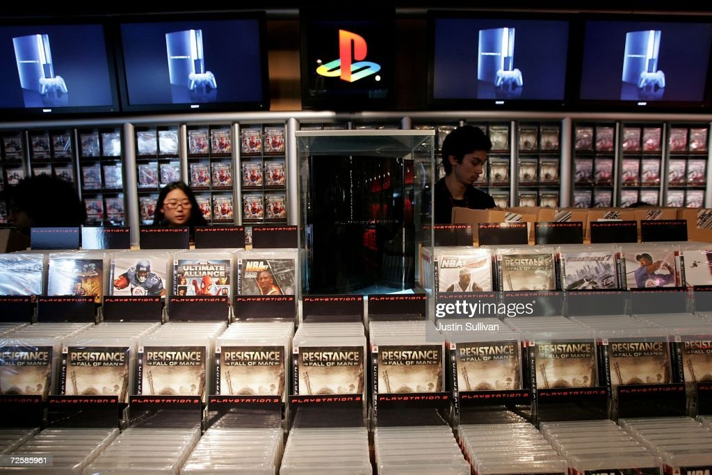 Sonyplaystation Store