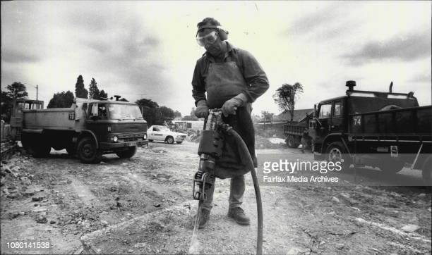 Workers compensation, what the most compensated jobs are for men and women..The Jackhammer operator...DMR workers in Ashfield.V.D.T. Operator....