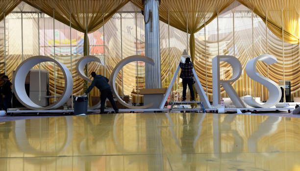 CA: 92nd Annual Academy Awards - Preparations Continue