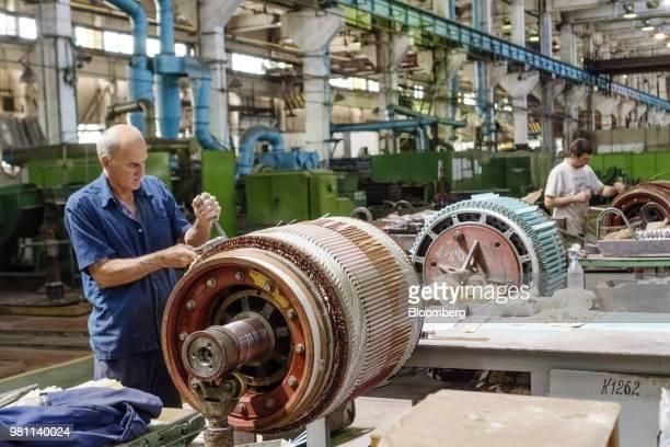 23 Turbo Generator Manufacturer Electrotyazhmash Ahead Of