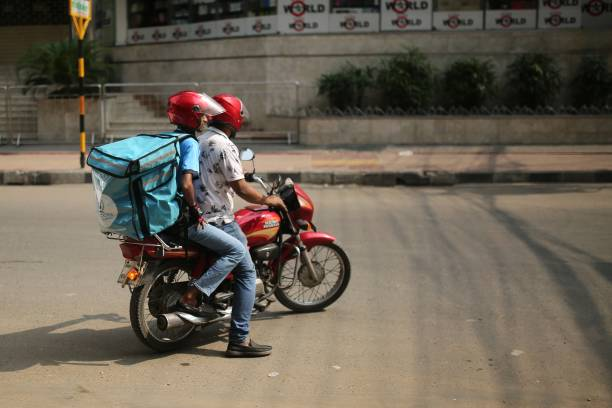 BGD: Online Food Delivery In Dhaka