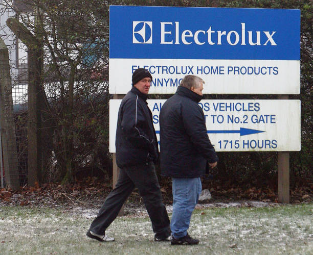 Electrolux Factory To Close Pictures Getty Images