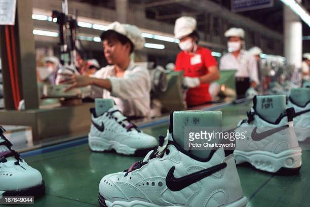 nyke shoe company essay Due to financial hardship, the nyke shoe company feels they only need to make one size of shoes  will complete your papers in 6 hours on time delivery.