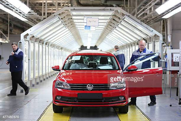 Volkswagen Jetta Stock Photos and Pictures | Getty Images