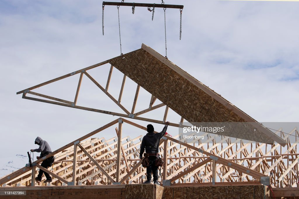 UT: Residential Construction As U.S. Housing Figures Released