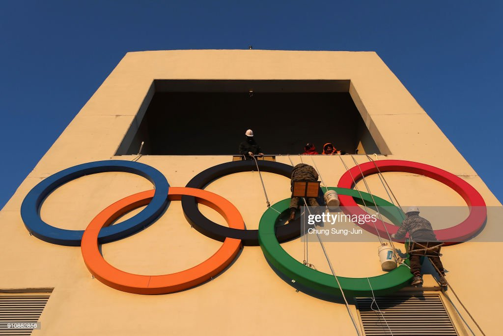 PyeongChang 2018 Winter Olympics Preview : News Photo