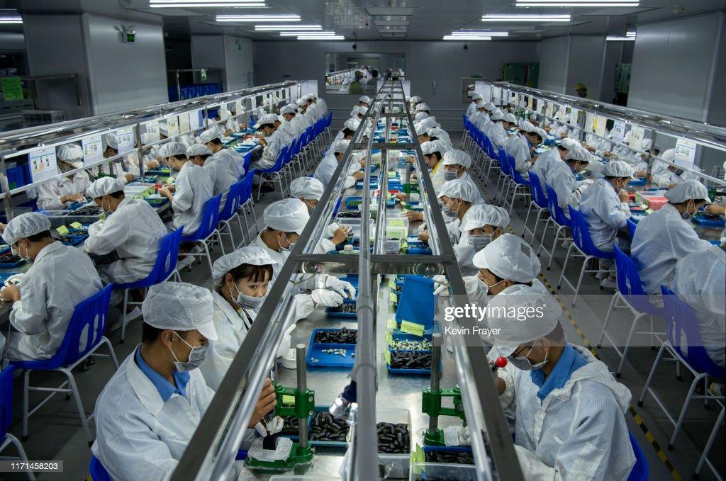 China Dominates Global Vaping Production : ニュース写真