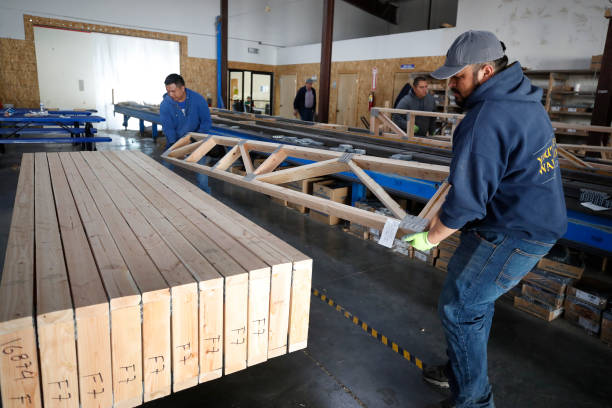 UT: Increasing Lumber Prices Cause New Home Construction Costs To Soar