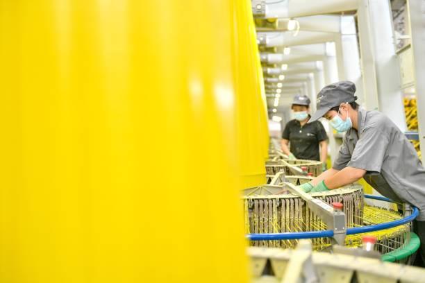 CHN: Plastic Woven Sacks Manufacturing In Huzhou
