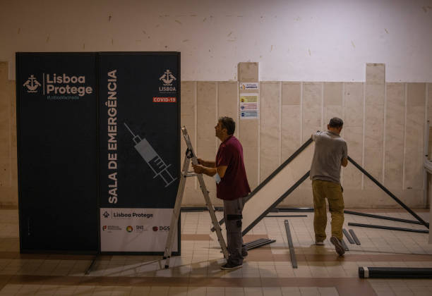 PRT: Dismantling of Vaccination Centers amid Portugal's Shot Success