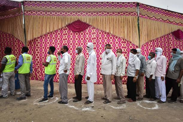 IND: Delhi BJP President Adesh Gupta Inaugurates MTPO Aerobic Drum Compost Plant