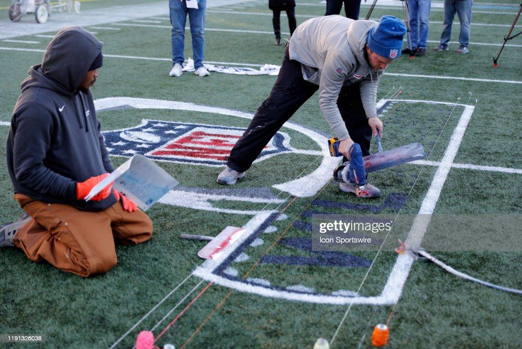 NFL: JAN 02 Patriots Press Conference : News Photo