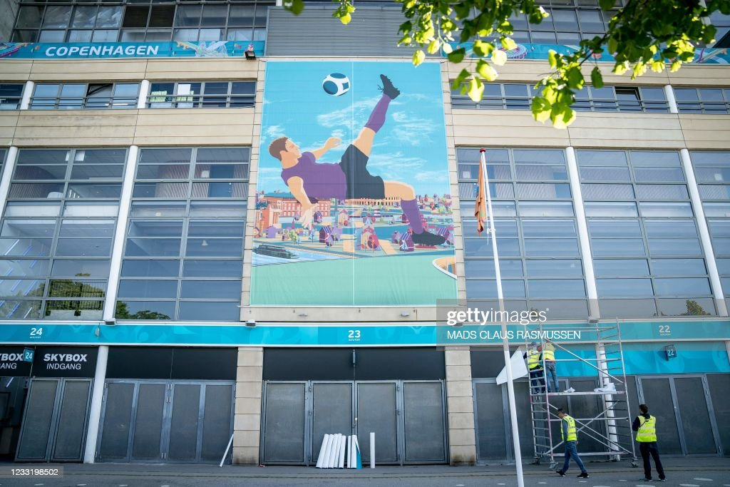 FBL-EURO-2020-2021-DAN : News Photo