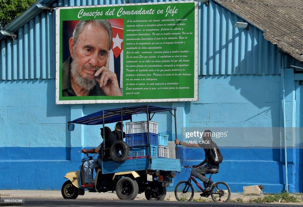 CUBA-PRIVATE WORK : News Photo