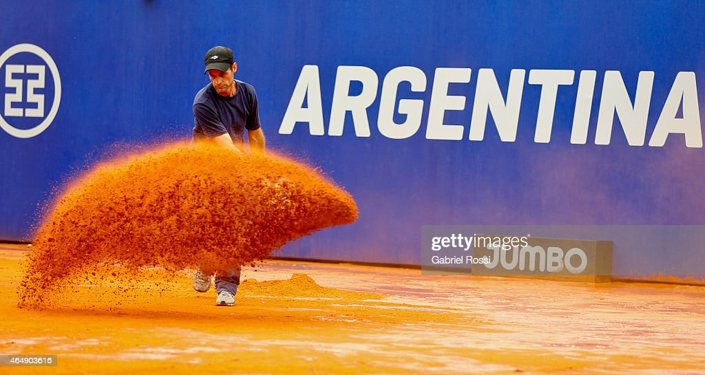ATP Argentina Open - Rafael Nadal v Juan Monaco : News Photo