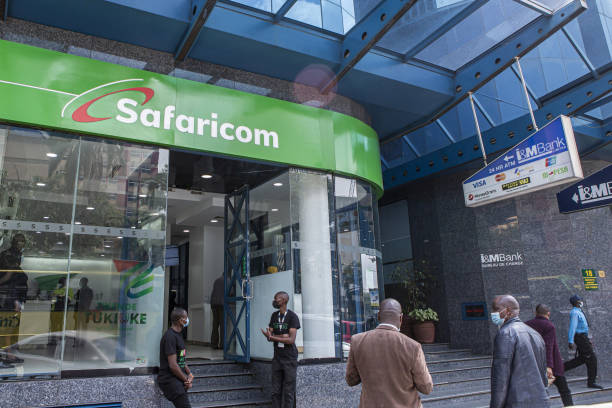 KEN: Safaricom Plc Kiosks Ahead of Full Year Earnings