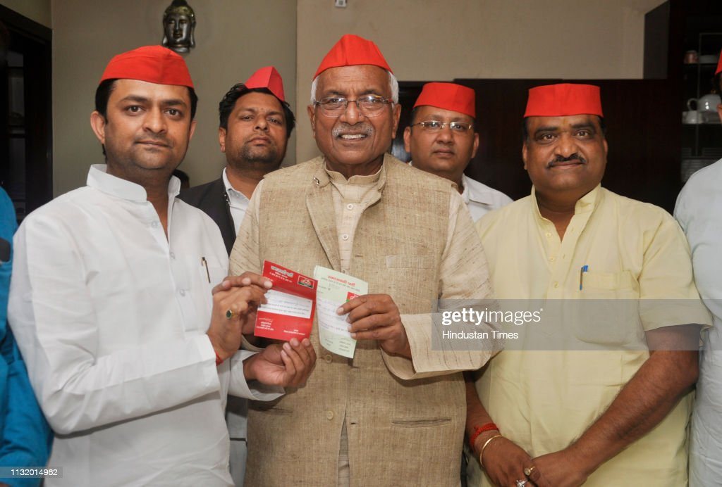 IND: Samajwadi Party Replaces Surendra Kumar With Suresh Bansal As Ghaziabad Lok Sabha Candidate