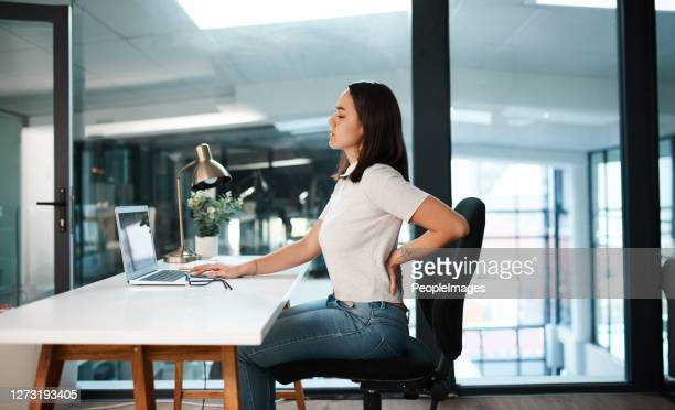 working at a desk all day isn't good at all - sitting stock pictures, royalty-free photos & images