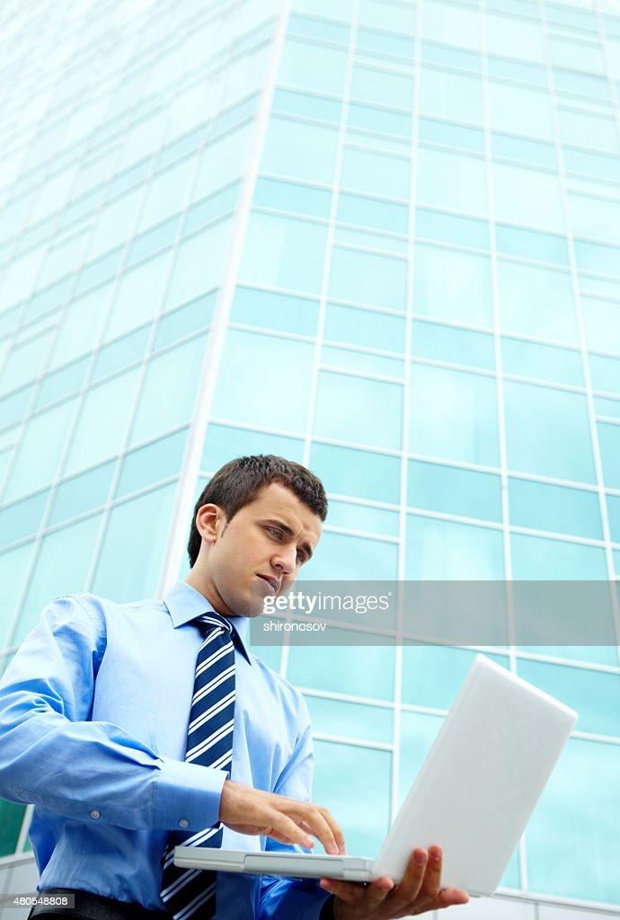 Trabajo de oficina : Foto de stock