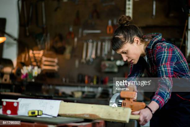 Working Class Woman