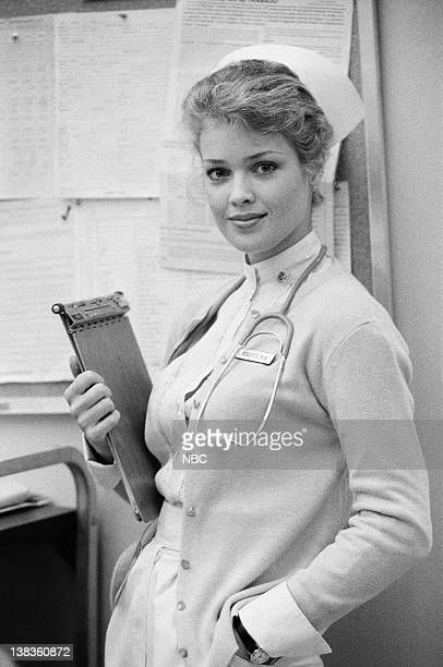 ST ELSEWHERE Working Episode 19 Pictured Melody Roberts as Nurse Jill Anderson