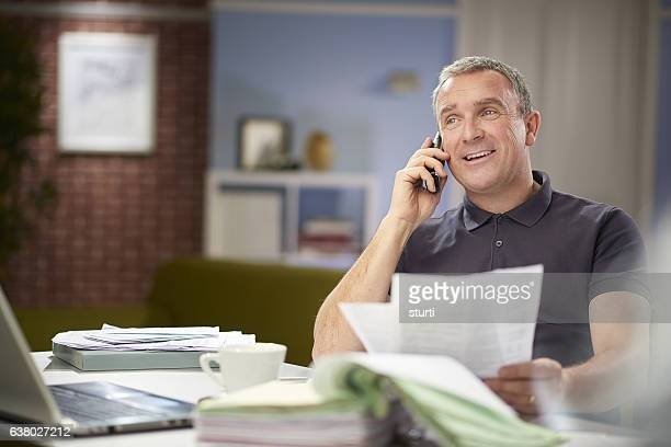 working from home - business owner stock photos and pictures