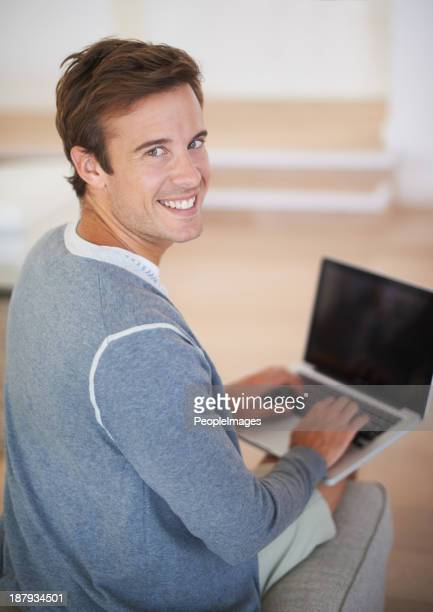 working from home works for me - peopleimages stock pictures, royalty-free photos & images