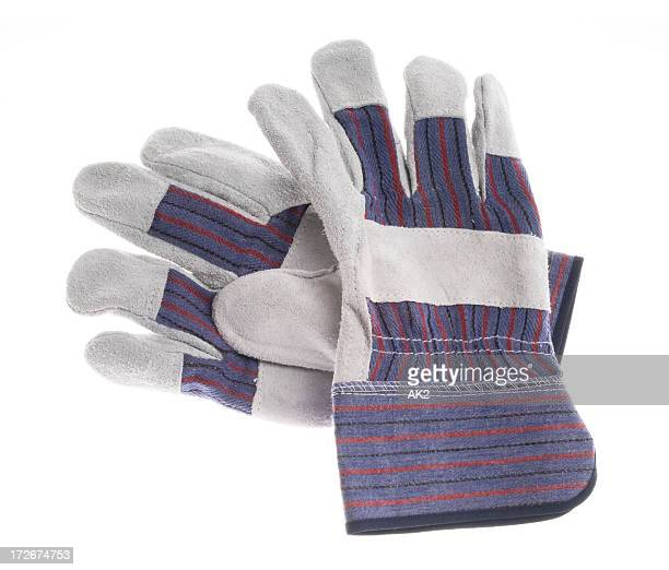 working gloves - work glove stock photos and pictures
