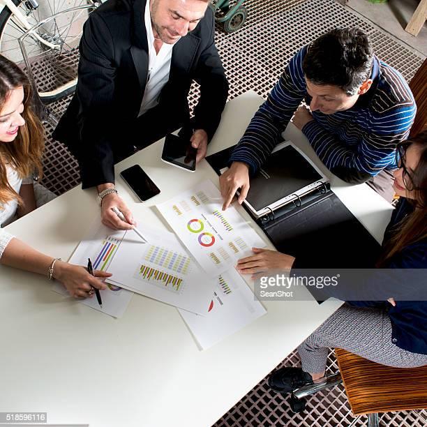Gruppe Berichte analysieren