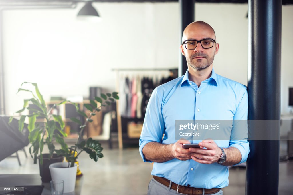 Working hard to achieve success : Stock Photo