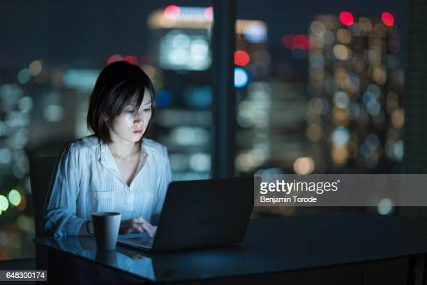 working late - overworked stock pictures, royalty-free photos & images