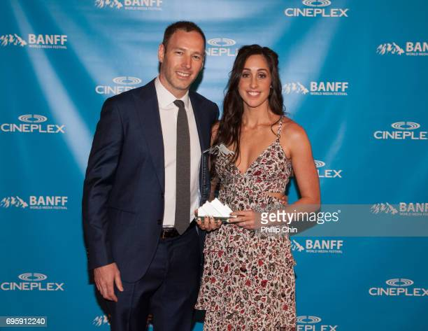 Catherine Reitman with handsome, Husband Philip Sternberg