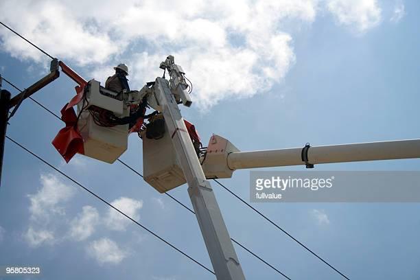 Working on Power Lines II