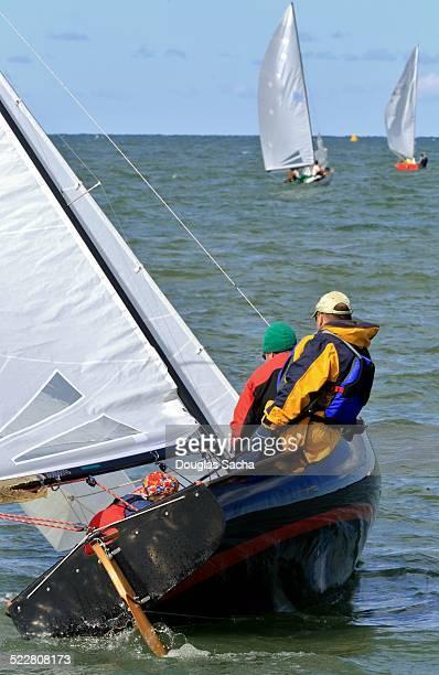 Working sailors