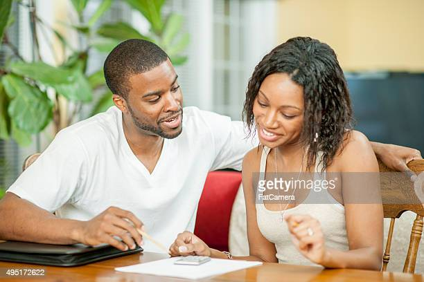 Working Through a Budget Together