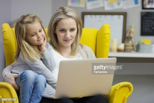 Travailler ensemble sur le portable