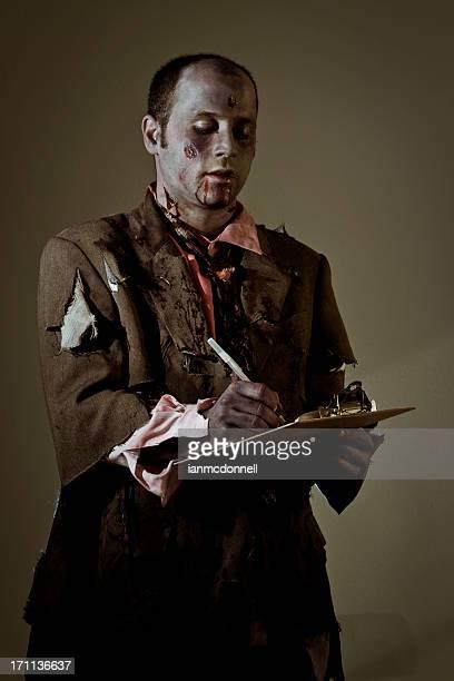 working zombie