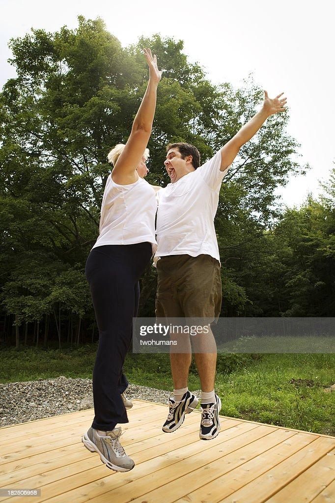 Workout : Stock Photo