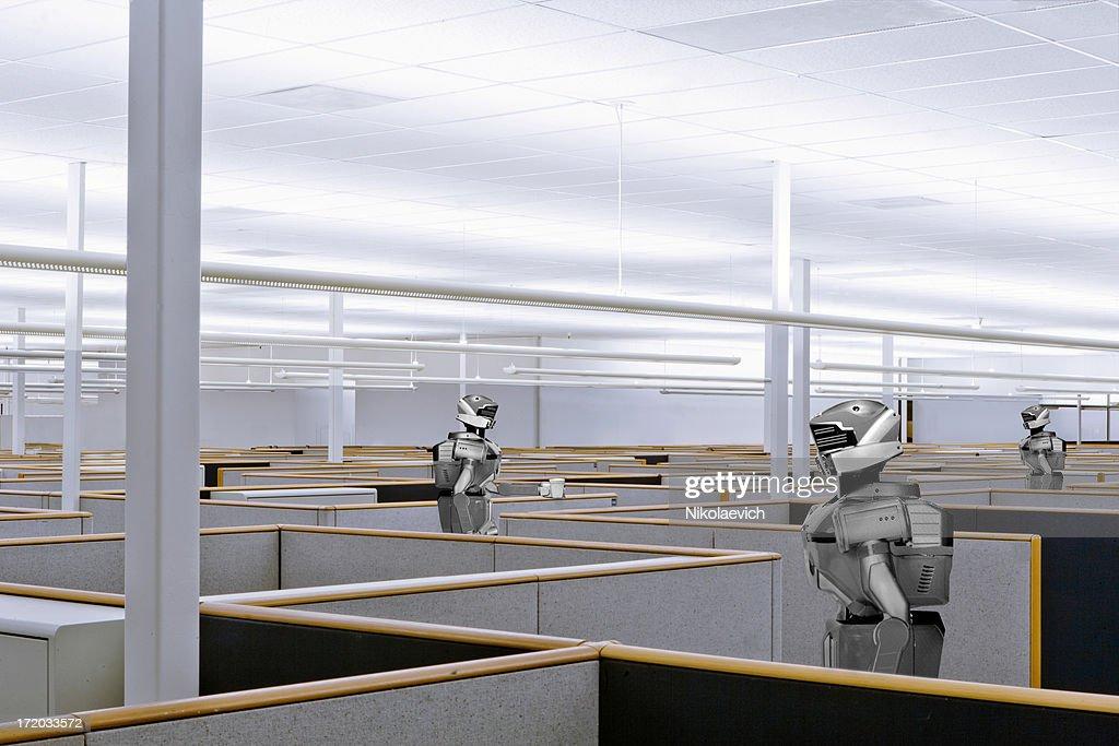 Workplace automation : Stock Photo