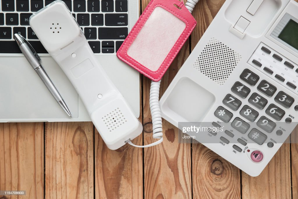 Workplace flat lay business working : Stock Photo