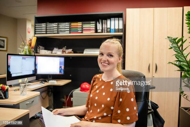 workplace wellbeing - administrator stock pictures, royalty-free photos & images