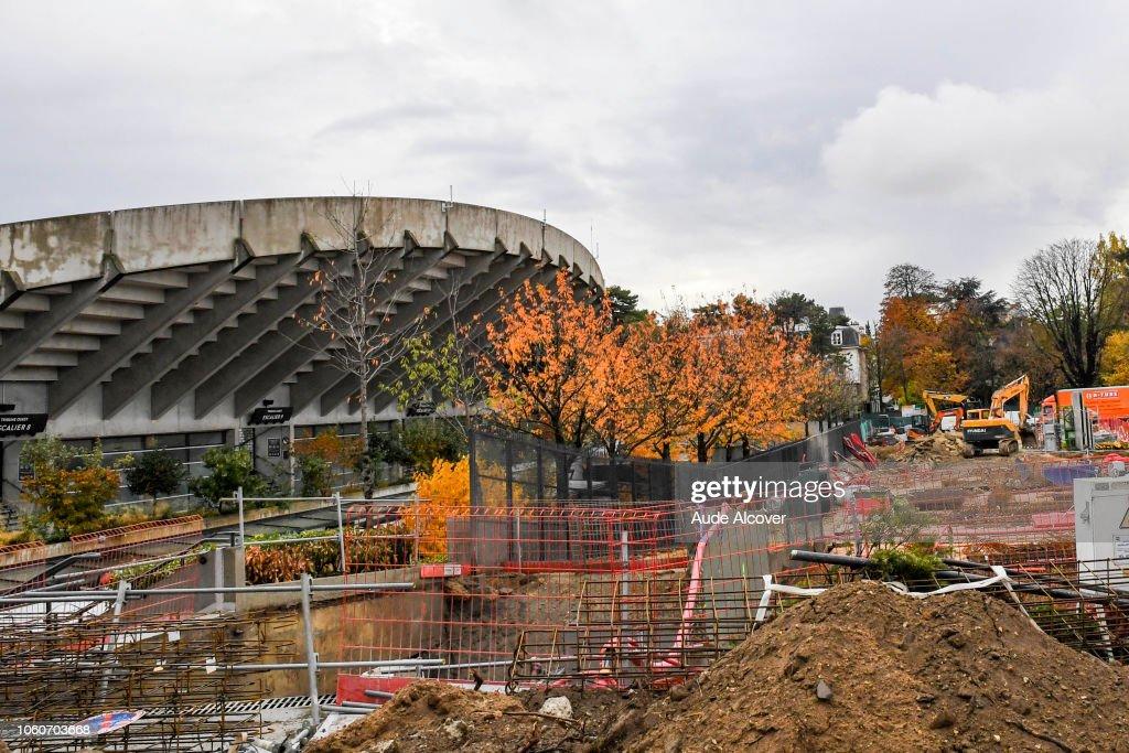 Roland Garros - Works : News Photo