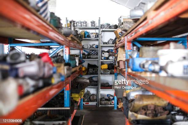 workshop - spare part stock pictures, royalty-free photos & images