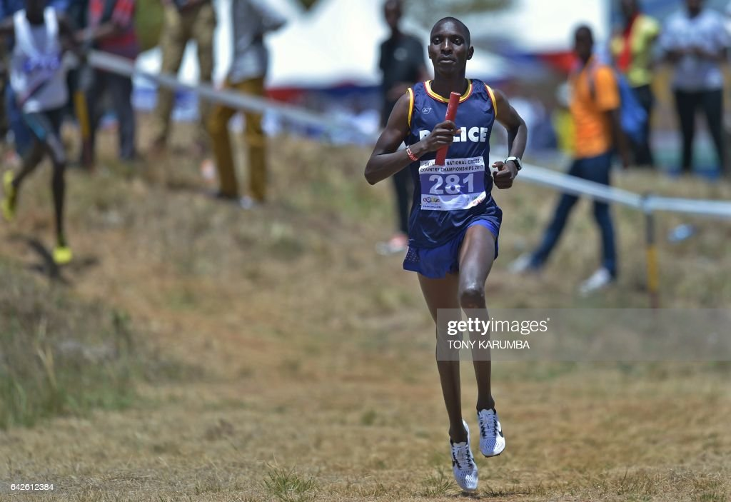 ATHLETICS-JEN-IAAF-WORLD-CROSS-COUNTRY : News Photo